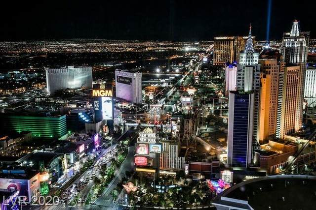 3750 S Las Vegas Boulevard #3703, Las Vegas, NV 89158 (MLS #2177296) :: Helen Riley Group | Simply Vegas