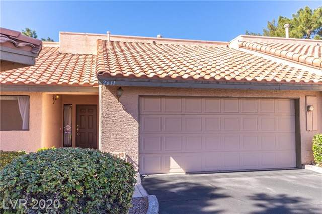 2611 Laguna Shores Lane, Las Vegas, NV 89121 (MLS #2177319) :: Team Michele Dugan