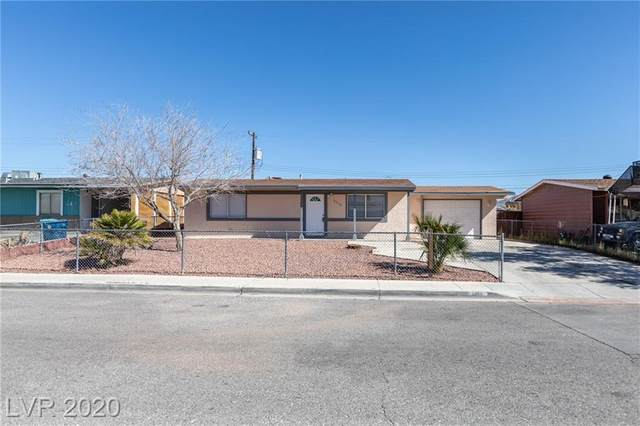 2912 Holmes Street, North Las Vegas, NV 89030 (MLS #2177321) :: Helen Riley Group | Simply Vegas