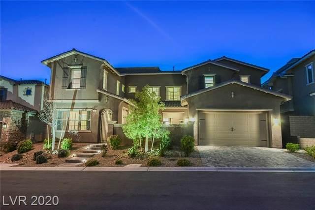 387 Calabria Ridge Street, Las Vegas, NV 89138 (MLS #2177359) :: Billy OKeefe | Berkshire Hathaway HomeServices