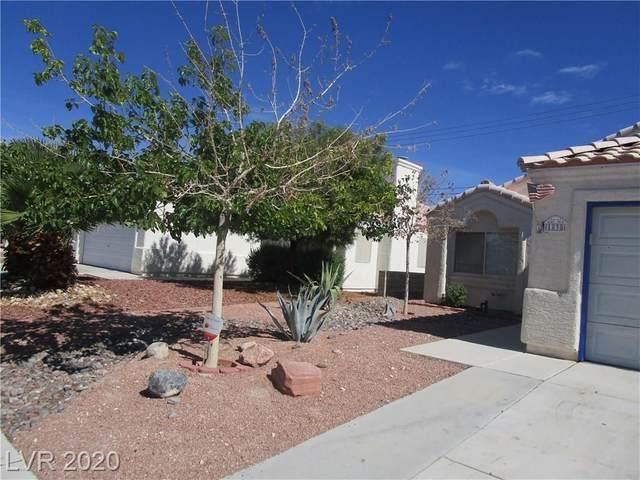 1838 Capilano Lane, North Las Vegas, NV 89031 (MLS #2177429) :: The Lindstrom Group
