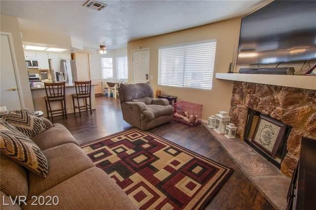 904 Boulder Springs Drive #102, Las Vegas, NV 89128 (MLS #2177544) :: Billy OKeefe   Berkshire Hathaway HomeServices