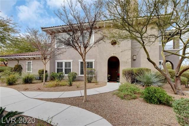 840 Canterra Street #1041, Las Vegas, NV 89138 (MLS #2177637) :: Helen Riley Group | Simply Vegas
