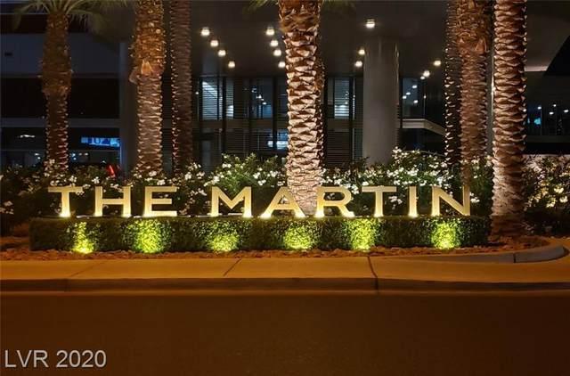 4471 Dean Martin Drive #502, Las Vegas, NV 89103 (MLS #2177754) :: Billy OKeefe | Berkshire Hathaway HomeServices