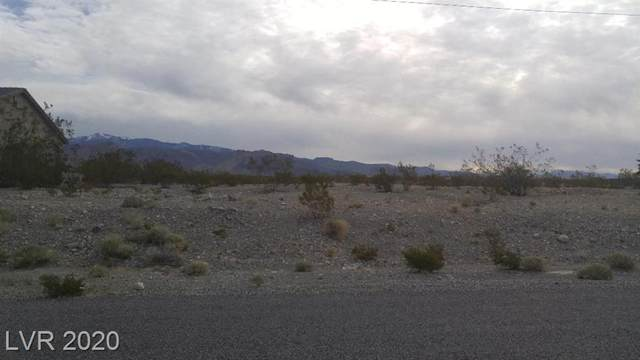 1681 S Omaha Avenue, Pahrump, NV 89048 (MLS #2177789) :: The Lindstrom Group