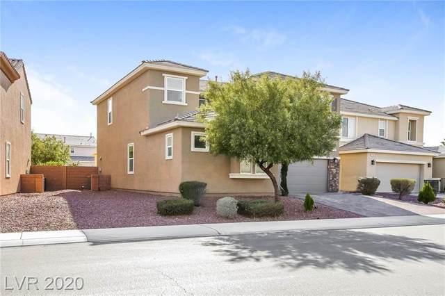 7137 Weavers Place, North Las Vegas, NV 89084 (MLS #2177838) :: Vestuto Realty Group