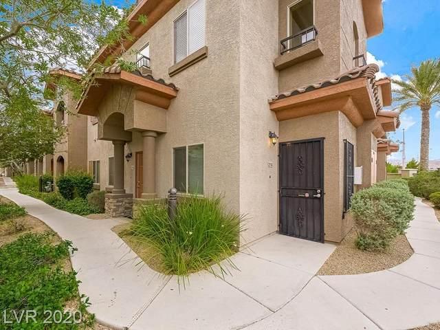 7701 Robindale Road #274, Las Vegas, NV 89113 (MLS #2177939) :: Billy OKeefe | Berkshire Hathaway HomeServices