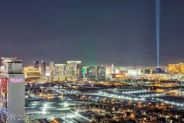 4381 Flamingo Road #3806, Las Vegas, NV 89103 (MLS #2177987) :: Signature Real Estate Group