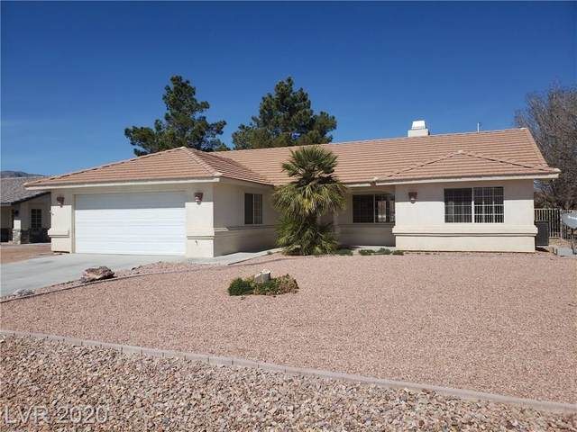 610 W Indian Wells, Pahrump, NV 89060 (MLS #2178085) :: The Lindstrom Group