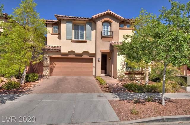 1380 Robard Street, Las Vegas, NV 89135 (MLS #2178093) :: Helen Riley Group | Simply Vegas