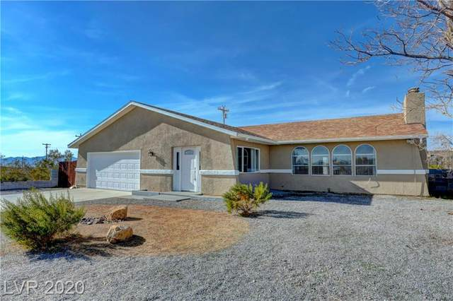 2750 Feather, Pahrump, NV 89048 (MLS #2178163) :: The Lindstrom Group