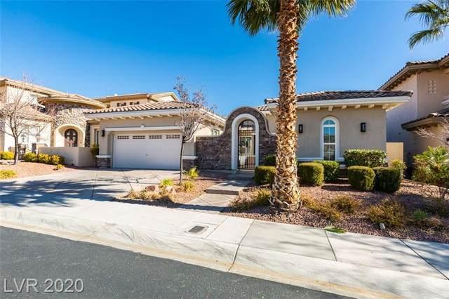 2092 Country Cove Court, Las Vegas, NV 89135 (MLS #2178167) :: Jeffrey Sabel
