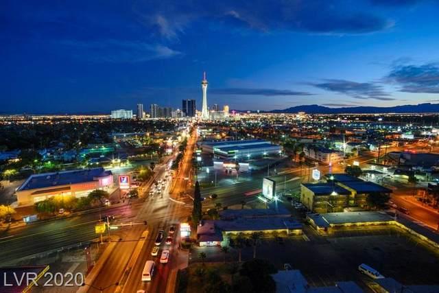 900 Las Vegas Boulevard #1412, Las Vegas, NV 89101 (MLS #2178314) :: Billy OKeefe | Berkshire Hathaway HomeServices