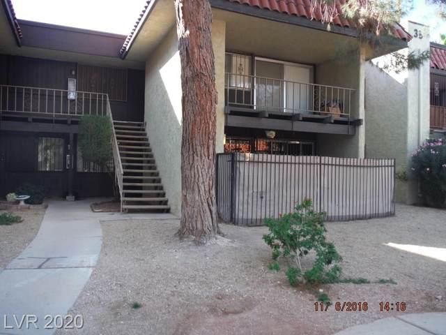1405 Vegas Valley Drive #347, Las Vegas, NV 89169 (MLS #2178340) :: Hebert Group | Realty One Group