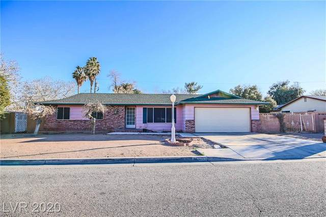 4571 Cleveland, Las Vegas, NV 89104 (MLS #2178346) :: The Lindstrom Group