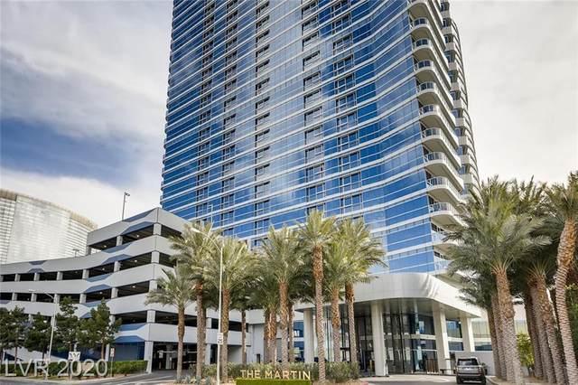 4471 Dean Martin Drive #807, Las Vegas, NV 89103 (MLS #2178358) :: Billy OKeefe | Berkshire Hathaway HomeServices