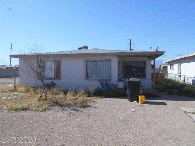 1101 Cunningham, Las Vegas, NV 89106 (MLS #2178580) :: Jeffrey Sabel