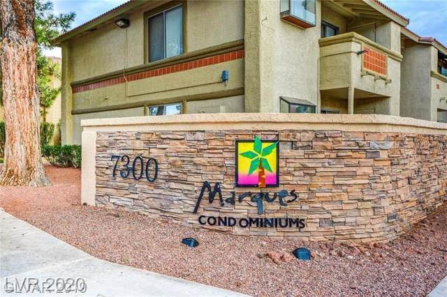 7300 Pirates Cove #2077, Las Vegas, NV 89145 (MLS #2178673) :: Billy OKeefe | Berkshire Hathaway HomeServices