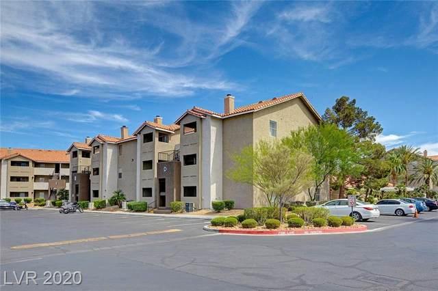 4200 Valley View #1110, Las Vegas, NV 89103 (MLS #2179050) :: Billy OKeefe | Berkshire Hathaway HomeServices