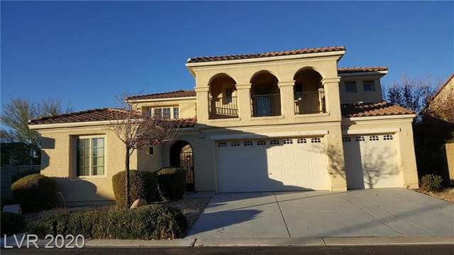 7148 Horseshoe Cliff, Las Vegas, NV 89113 (MLS #2179108) :: The Lindstrom Group