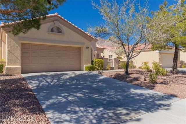 2249 Sun Cliffs, Las Vegas, NV 89134 (MLS #2179307) :: Signature Real Estate Group