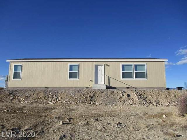 971 Pinyon Pine, Pioche, NV 89043 (MLS #2179382) :: Signature Real Estate Group