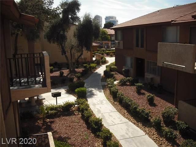 3651 Arville #825, Las Vegas, NV 89103 (MLS #2179484) :: Billy OKeefe | Berkshire Hathaway HomeServices