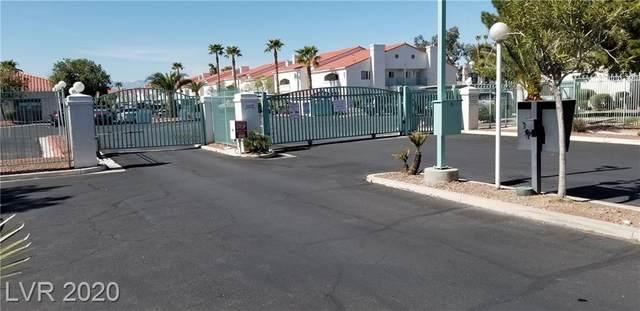 2725 Nellis Boulevard #1197, Las Vegas, NV 89121 (MLS #2179553) :: Helen Riley Group | Simply Vegas