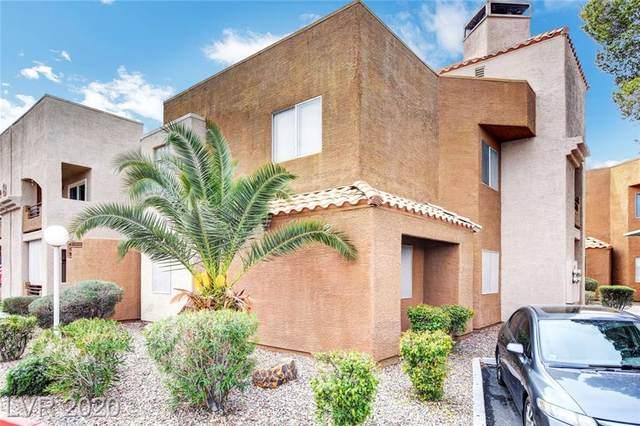 6863 Tamarus #104, Las Vegas, NV 89119 (MLS #2179842) :: Billy OKeefe | Berkshire Hathaway HomeServices