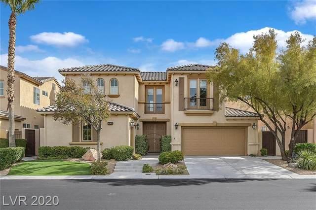 11267 La Madre Ridge, Las Vegas, NV 89135 (MLS #2180081) :: Jeffrey Sabel