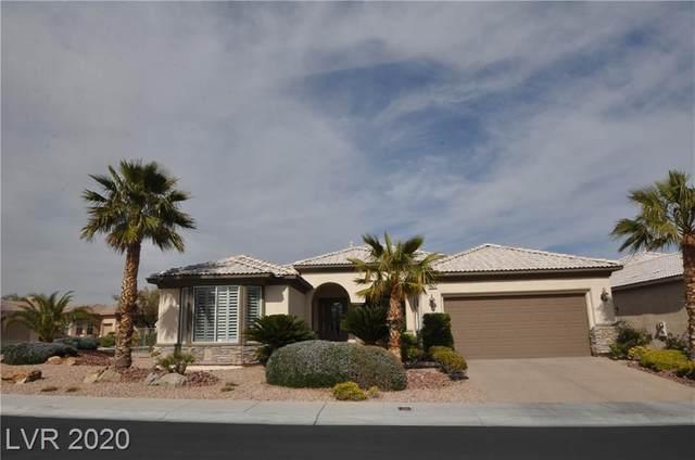 4462 Monte San Savino, Las Vegas, NV 89135 (MLS #2180088) :: The Perna Group