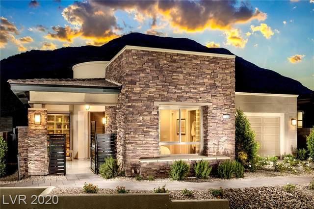 10033 Regency Canyon, Las Vegas, NV 89148 (MLS #2180125) :: Signature Real Estate Group