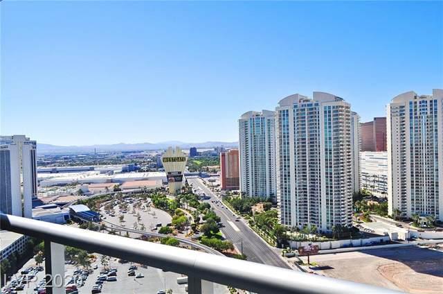 222 Karen Avenue #1706, Las Vegas, NV 89109 (MLS #2180203) :: Helen Riley Group | Simply Vegas