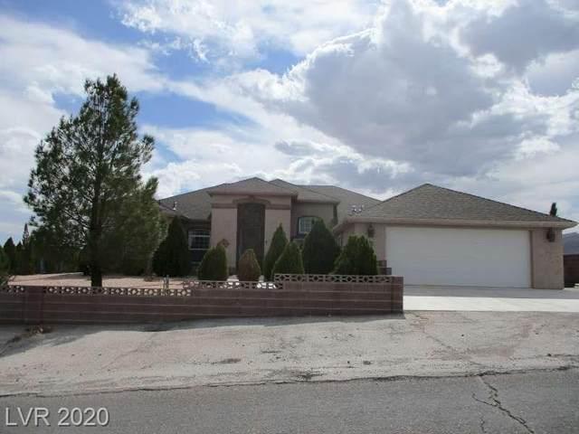 620 Box Canyon, Alamo, NV 89001 (MLS #2180231) :: Signature Real Estate Group