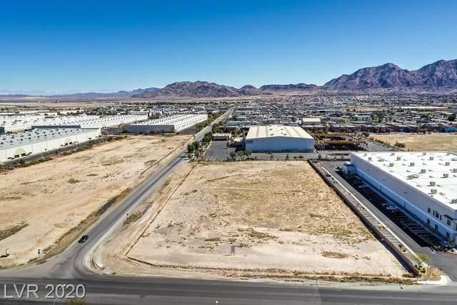 0 Lamb, Las Vegas, NV 89115 (MLS #2180245) :: Billy OKeefe | Berkshire Hathaway HomeServices