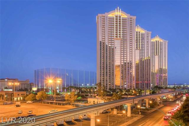 145 E Harmon Avenue 1701/1703, Las Vegas, NV 89109 (MLS #2180267) :: Billy OKeefe | Berkshire Hathaway HomeServices