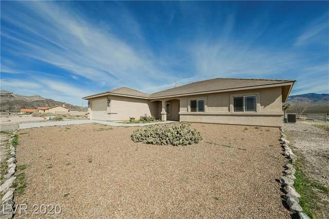 6611 Gallup, Pahrump, NV 89060 (MLS #2180334) :: The Lindstrom Group