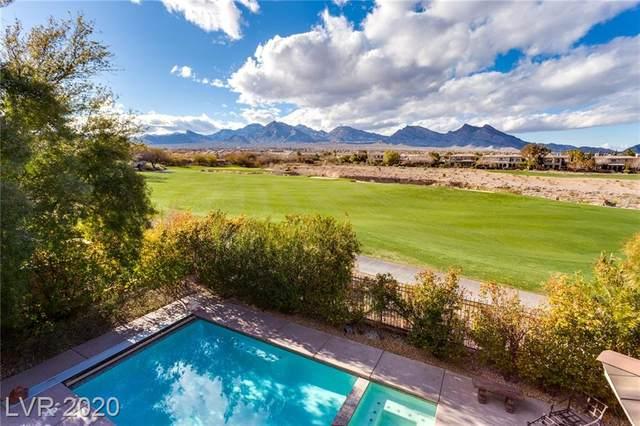 10332 Summit Canyon Drive, Las Vegas, NV 89144 (MLS #2180421) :: Helen Riley Group | Simply Vegas