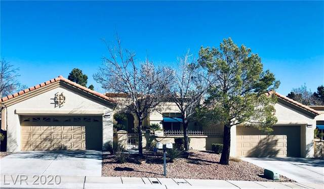 10914 Bourbon Run, Las Vegas, NV 89134 (MLS #2180436) :: Signature Real Estate Group