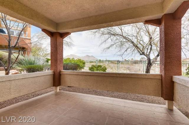 10640 Amber Ridge Drive #101, Las Vegas, NV 89144 (MLS #2180550) :: Hebert Group   Realty One Group