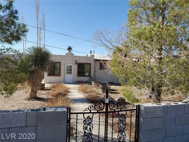 5065 E Cook Road, Amargosa, NV 89020 (MLS #2180566) :: Vestuto Realty Group