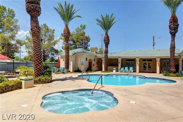5155 Tropicana #2098, Las Vegas, NV 89103 (MLS #2180617) :: Billy OKeefe | Berkshire Hathaway HomeServices