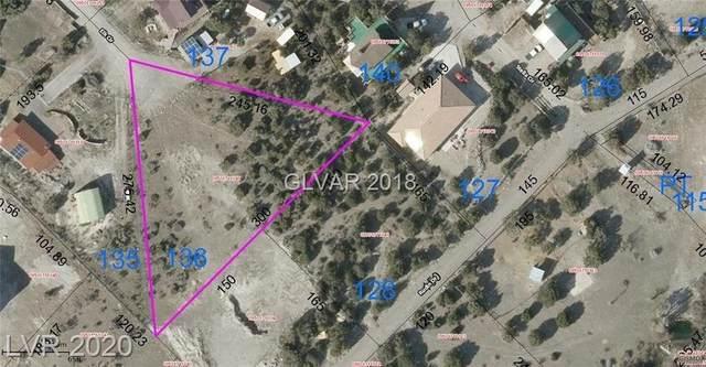 136 Elk Circle, Las Vegas, NV 89124 (MLS #2180642) :: Signature Real Estate Group