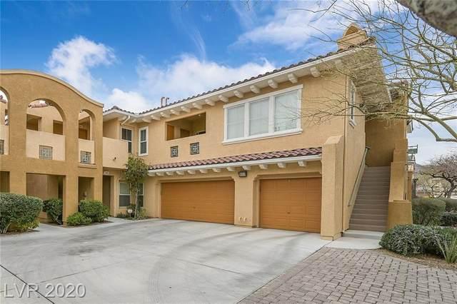 845 Canterra Street #2046, Las Vegas, NV 89138 (MLS #2180692) :: Helen Riley Group | Simply Vegas