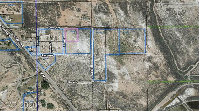 Spur And Lamar, Overton, NV 89040 (MLS #2180764) :: The Lindstrom Group