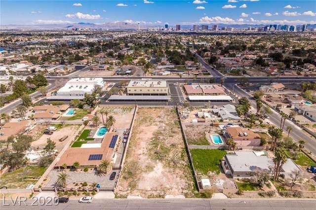 Rosanna & Tara Street, Las Vegas, NV 89117 (MLS #2180771) :: Lindstrom Radcliffe Group