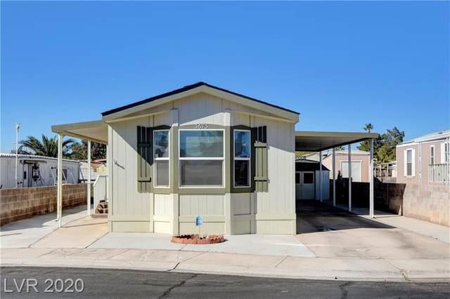3673 Estes Park, Las Vegas, NV 89122 (MLS #2180870) :: Hebert Group | Realty One Group