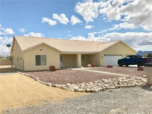 2791 S Ranchita, Pahrump, NV 89048 (MLS #2180951) :: The Lindstrom Group