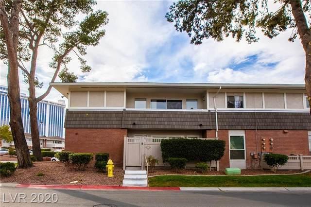 2854 Geary #3807, Las Vegas, NV 89109 (MLS #2181085) :: Billy OKeefe | Berkshire Hathaway HomeServices