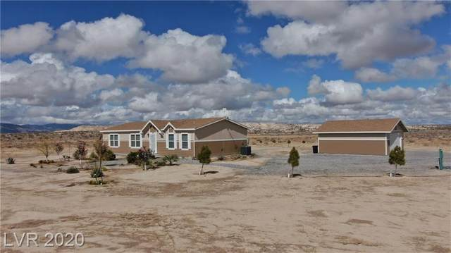 1960 Thorne Drive, Pahrump, NV 89048 (MLS #2181335) :: The Lindstrom Group